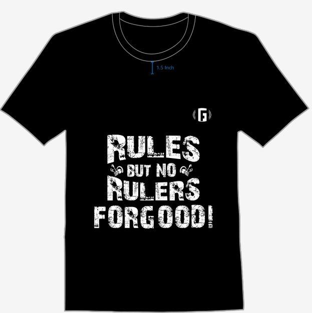 No Rulers